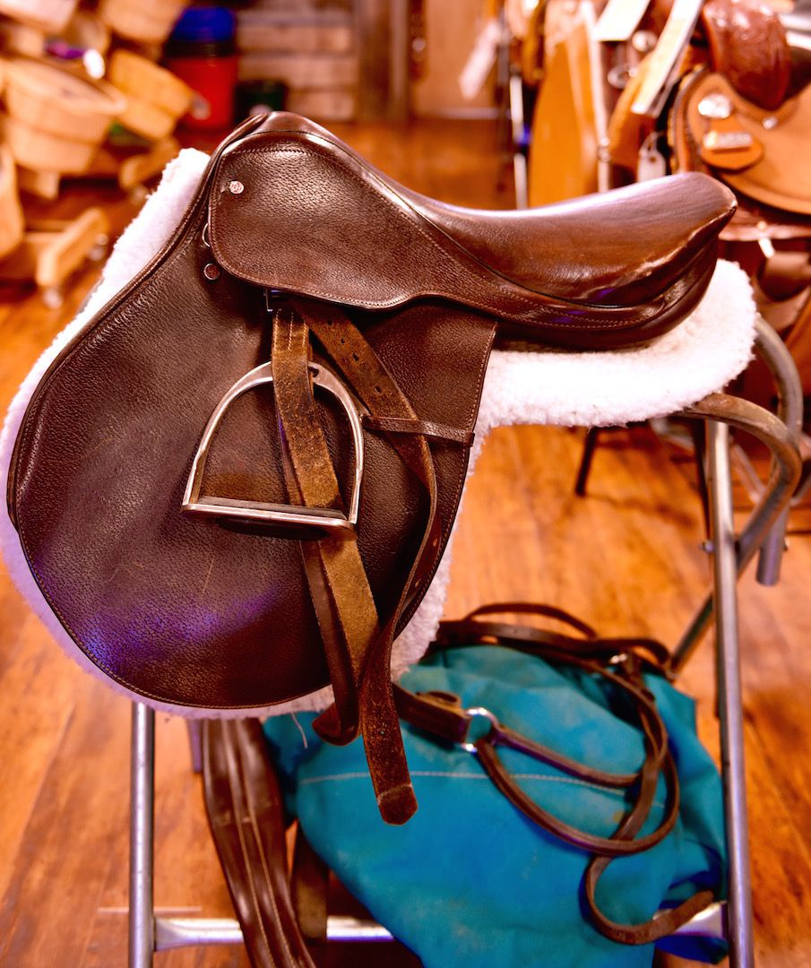 Consignment Tack | Equestrian Tack For Sale | Bingo's D & S Saddle